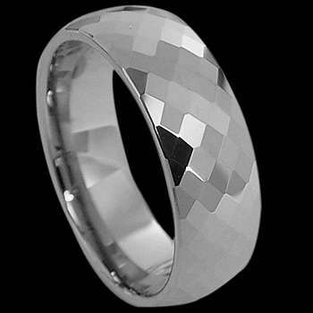 Wedding Bands - Tungsten Rings RT018