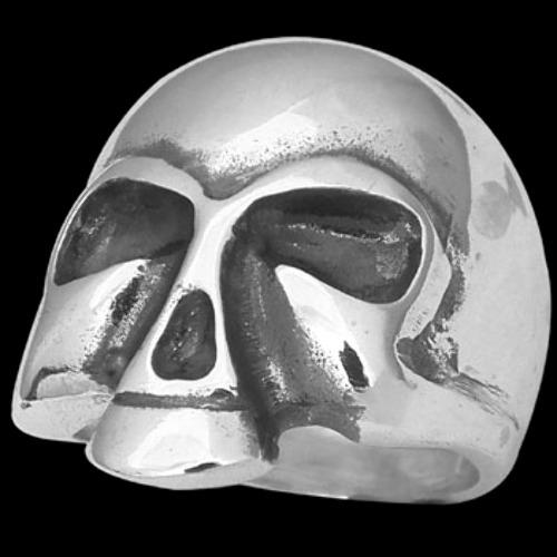 Greek Rings - .925 Sterling Silver Spartan Helmet Rings R1