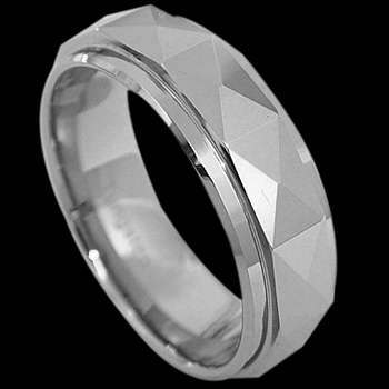 Wedding Bands - Tungsten Rings RT040