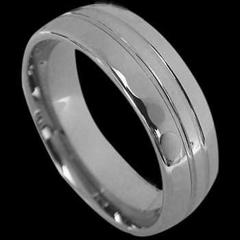 Wedding Bands - Tungsten Rings RT031