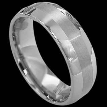Wedding Bands - Tungsten Rings RT003
