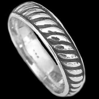 Silver Jewelry - Sterling Silver Rings R701