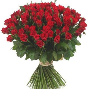 99 long stem red roses perth