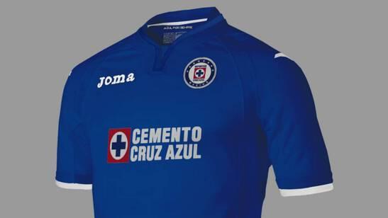 Cruz Azul Jersey Joma 2019 Home Camiseta Super Fast Shipping  1b83a51c0568f
