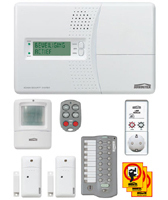 TG9700 - 7 piece Security Kit ($350.00)