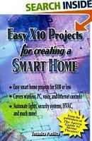 EX10 - Easy X10 project for Creating a Smart Home ($41.80)
