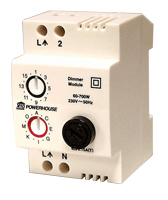 LD11 - X10 DIN mounted Dimmer Receiver ($69.00)