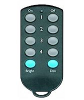 KR22 - X10 Pocket RF Remote ($22.00)