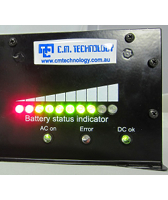 BMD Series - Power Supply & Battery Manager