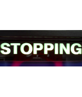 STPDBL - Stopping Sign (Double Sided)