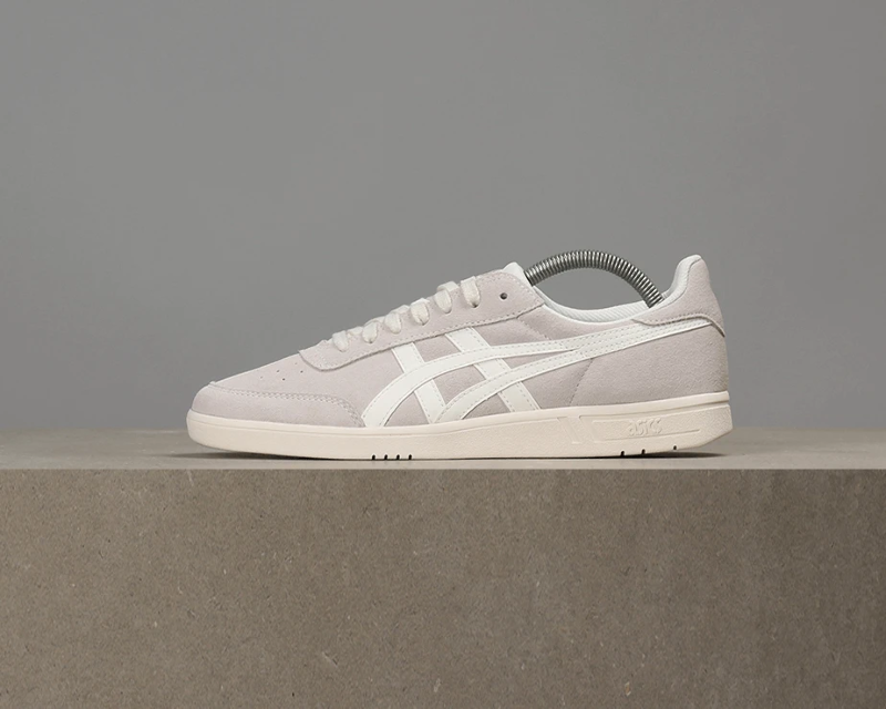 0c10960a803ae Details about Asics Tiger Gel-Vickka TRS - Cream / Cream