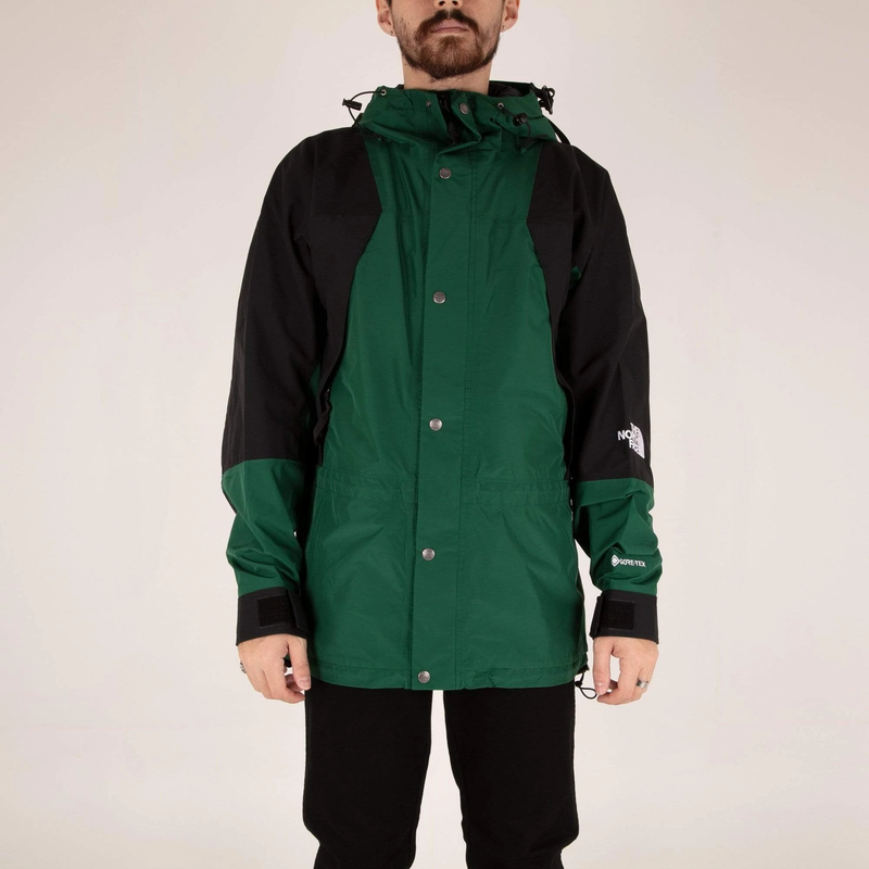 Details about The North Face 1994 Retro Mountain Light GORE TEX Jacket II Night Green