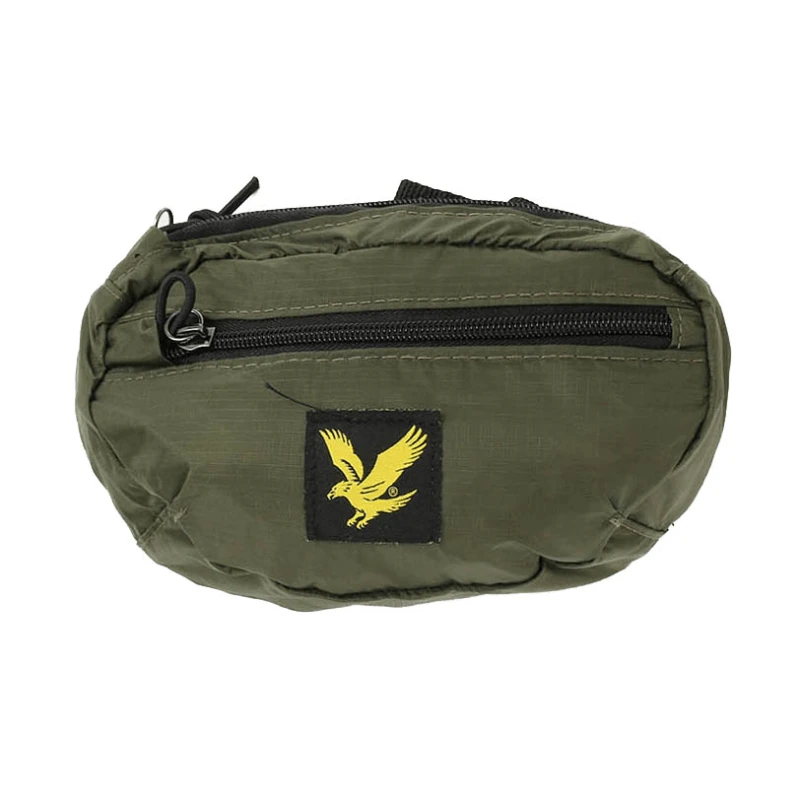 992ff2b419a1 Details about Lyle & Scott Core Utility Bag - Woodland Green