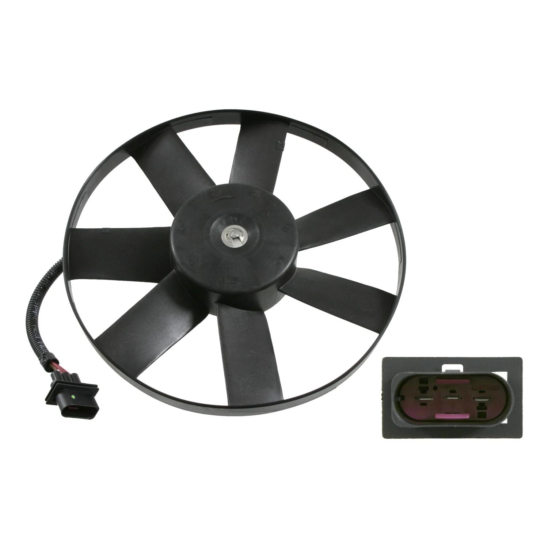 pack of one febi bilstein 14742 Radiator Fan