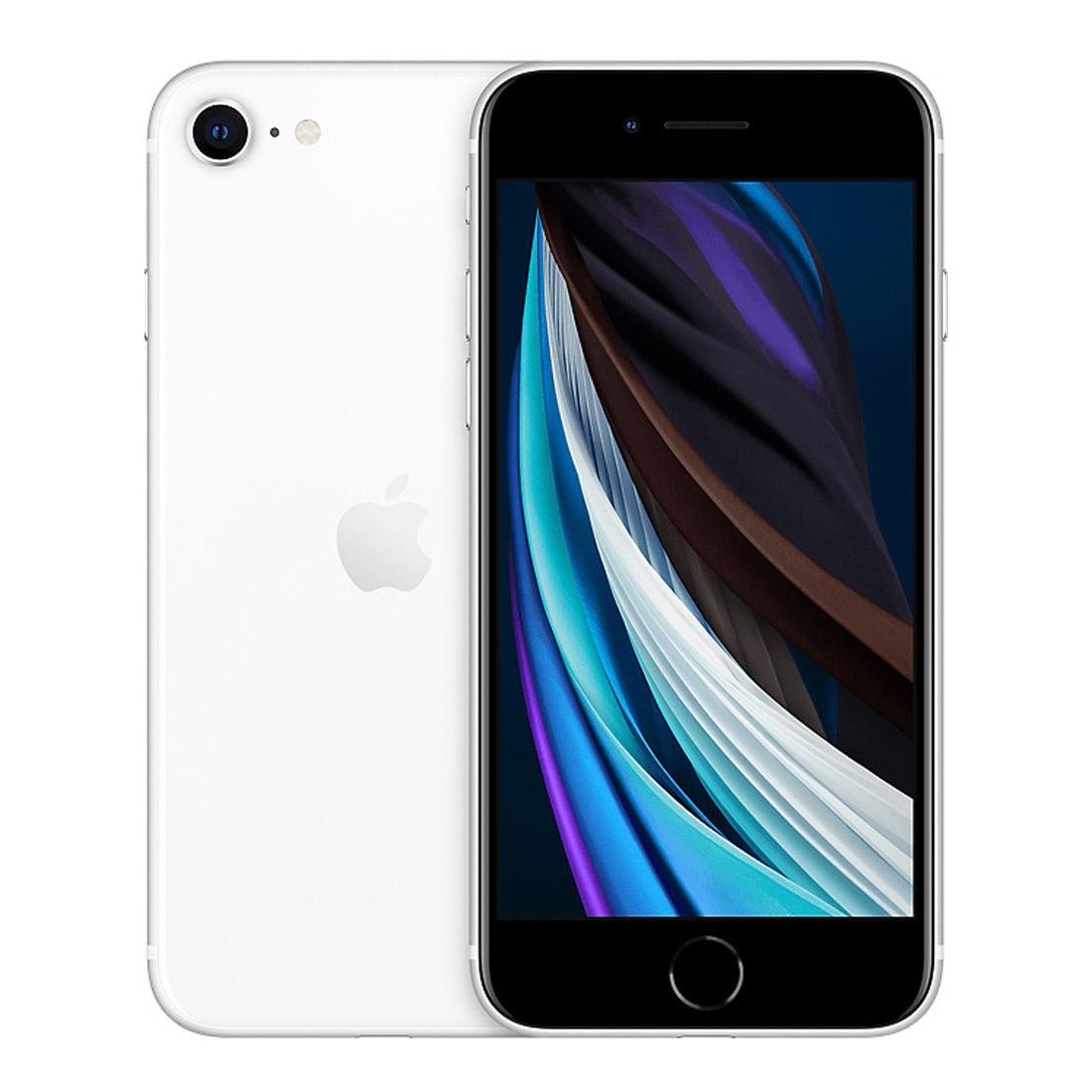 Apple iPhone SE (2020, Gen 2) 64GB MX9T2X/A - White ...