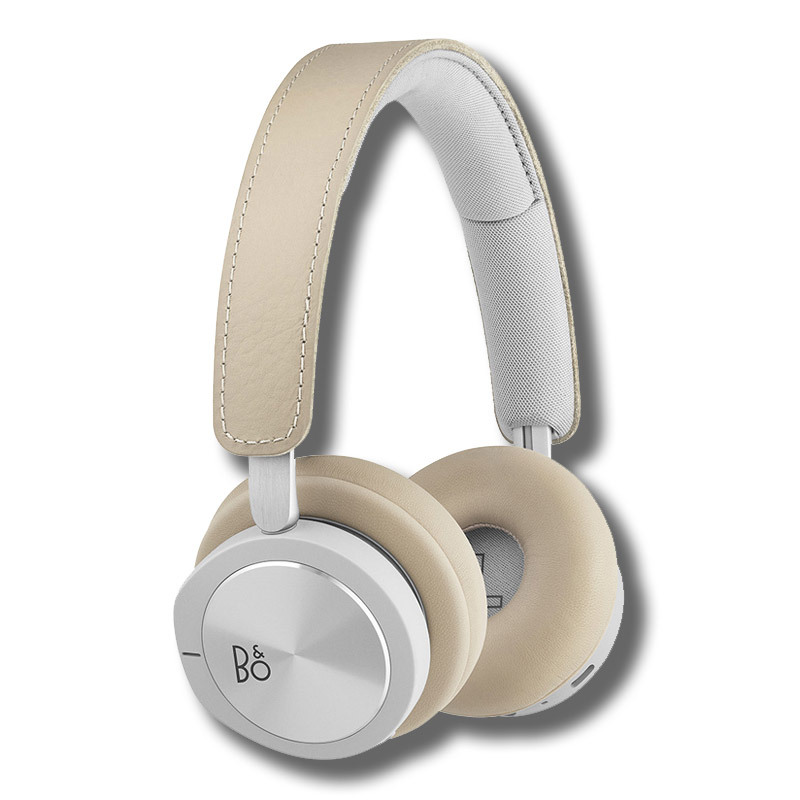 75cb4734584 B&O PLAY Beoplay H8i Wireless Noise Cancelling Headphones - Natural ...