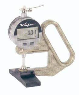 Mounting Base for Kafer Thickness Gauges