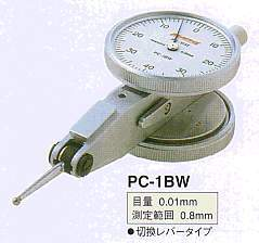 Model # PC-1BW - DIAL TEST INDICATOR 0.01 x 0.8 mm Double Dial