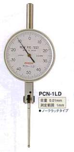 Model # PCN-1LD - TEST DIAL INDICATOR 0.01 x 1.0 mm Large 46.5  Dial Face