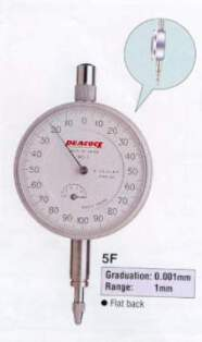 Model # 5F - DIAL GAUGE 0.001 x 1 mm with GB-3A