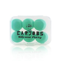 Details about New Earjobs Silicone Putty Ear Plugs (SNR 22)