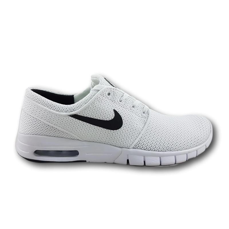 vende migliore selezione di nuovi prezzi più bassi Nike SB Stefan Janoski Max White/Black   eBay