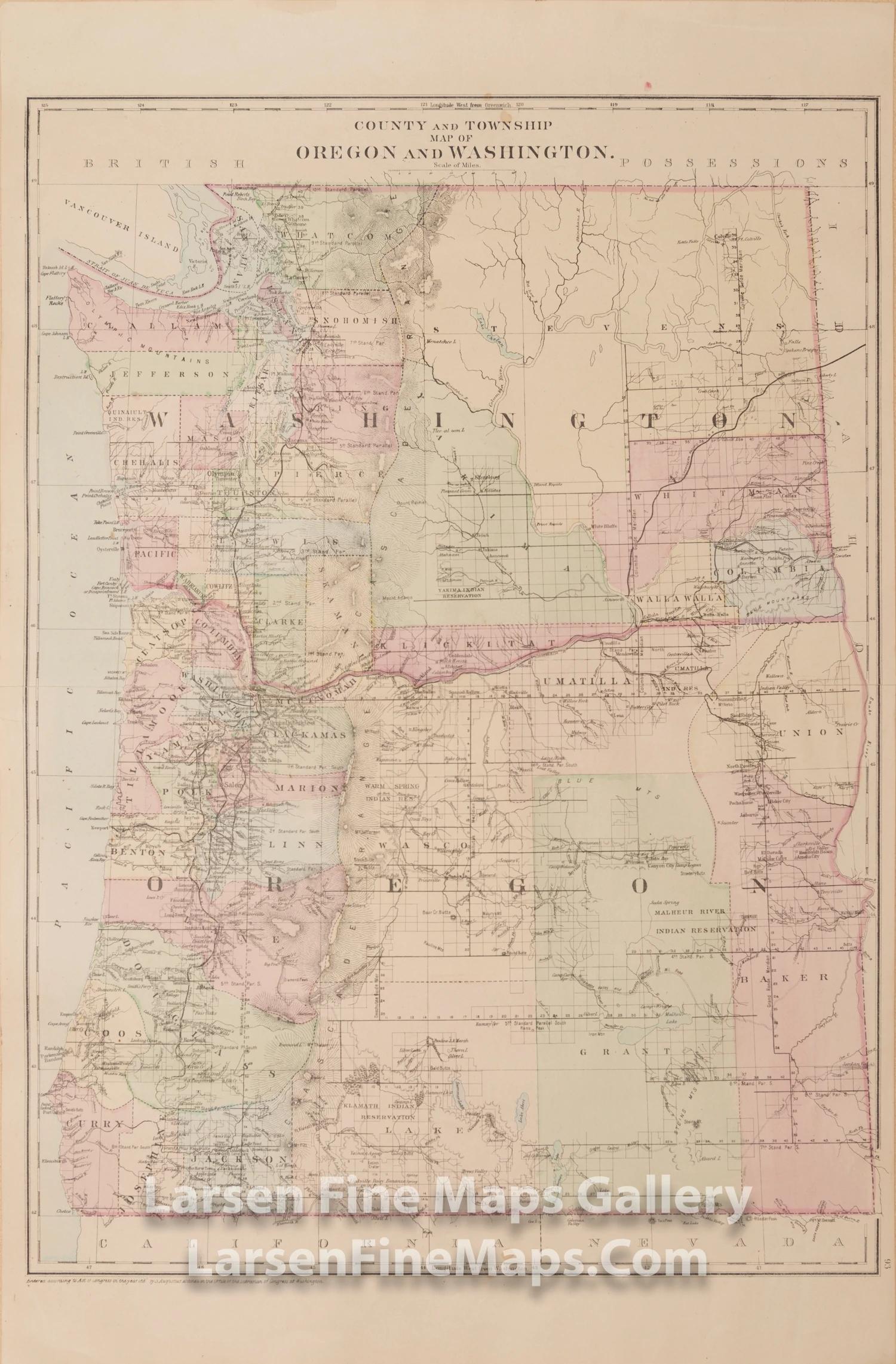 1881 E ROBINSON SHORT HILLS MILLBURN TOWNSHIP ESSEX COUNTY NEW JERSEY ATLAS MAP