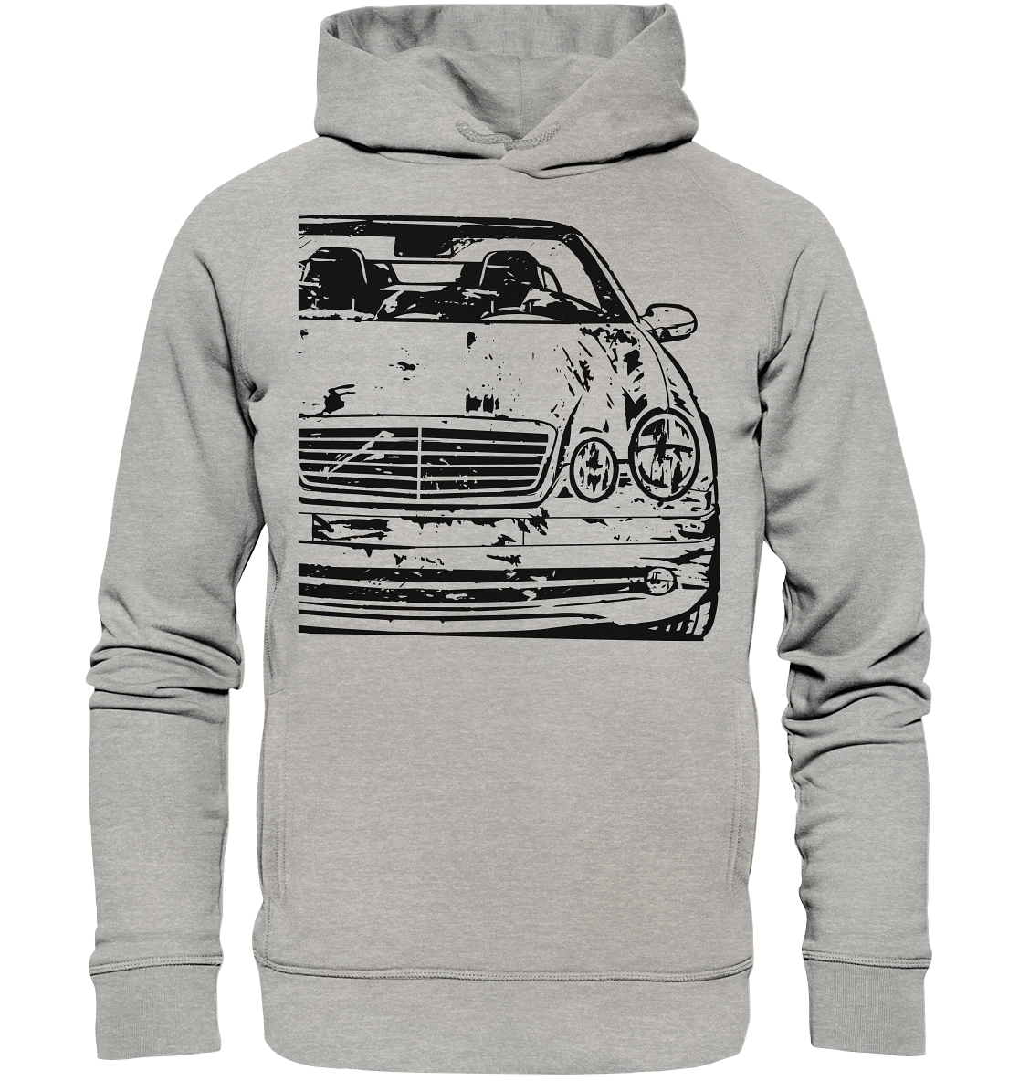 Mercedes A208 W208 CLK Ugly Christmas Sweater