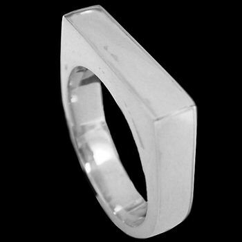 Mens Jewelry - .925  Sterling Silver Rings R519