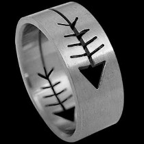 Men's Jewelry - Stainless Steel Rings ST1002