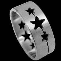 Men's Jewelry - Stainless Steel Rings ST1006