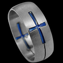 Men's Jewelry - Stainless Steel Rings ST1009
