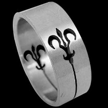 Men's Jewelry - Stainless Steel Rings ST1017