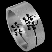 Men's Jewelry - Stainless Steel Rings ST1025