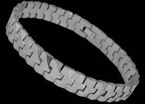 Tungsten Carbide Jewelry - Tungsten Bracelets TU6041