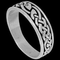 Celtic Jewelry - .925 Sterling Silver Rings R702