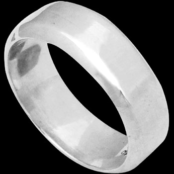 Mens Jewelry - .925 Sterling Silver Rings R285B
