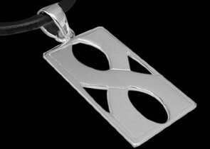 Jewelry - Sterling Silver Pendants AZ623