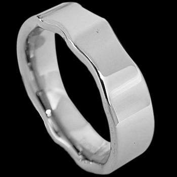 Tungsten Carbide Jewelry - Tungsten Wedding Band RW001