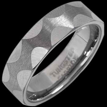 Wedding Bands - Tungsten Rings RT010