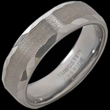 Wedding Bands - Tungsten Rings RT011