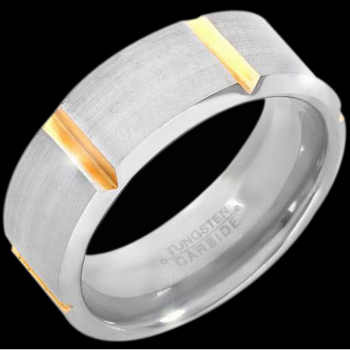 Wedding Bands - Tungsten Rings RT057