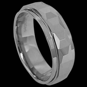 Tungsten Carbide Jewelry - Tungsten Rings RT029