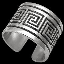Greek Rings - .925 Sterling Silver Rings R994