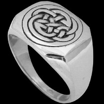 Celtic Jewelry - .925 Sterling Silver Rings R1179