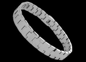 Tungsten Carbide Jewelry - Tungsten Bracelets TU6043