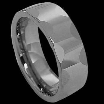 Tungsten Carbide Jewelry - Tungsten Rings RT005