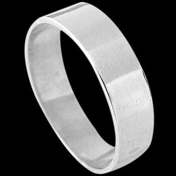 Mens Jewelry - .925 Hand Forged Sterling Silver Ring 1