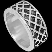 Celtic Jewelry - .925 Steling Silver Rings RI Celtic 4