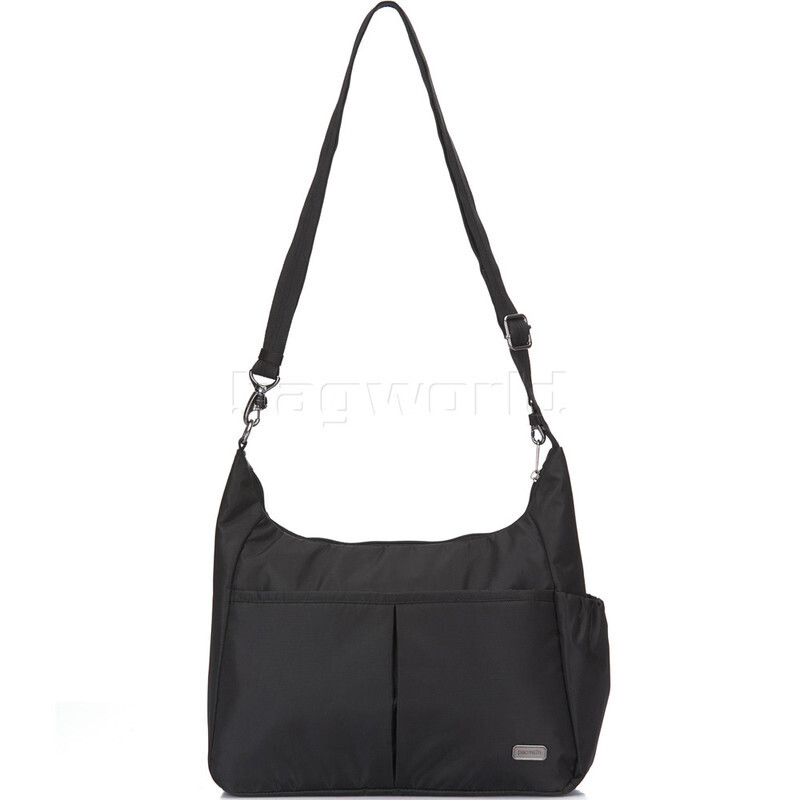Details about PacSafe DaySafe Anti Theft Slim Crossbody Bag